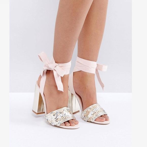 ecab36acd15 ASOS Shoes - Asos coco wren heels